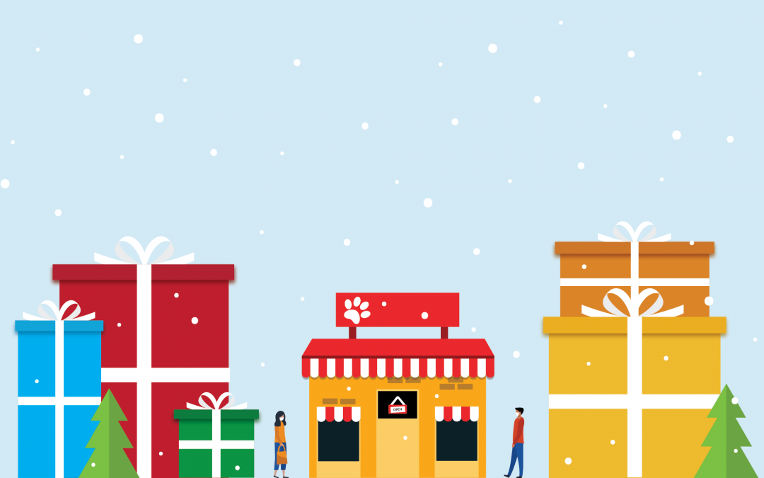 eCommerce store for a pandemic holiday season